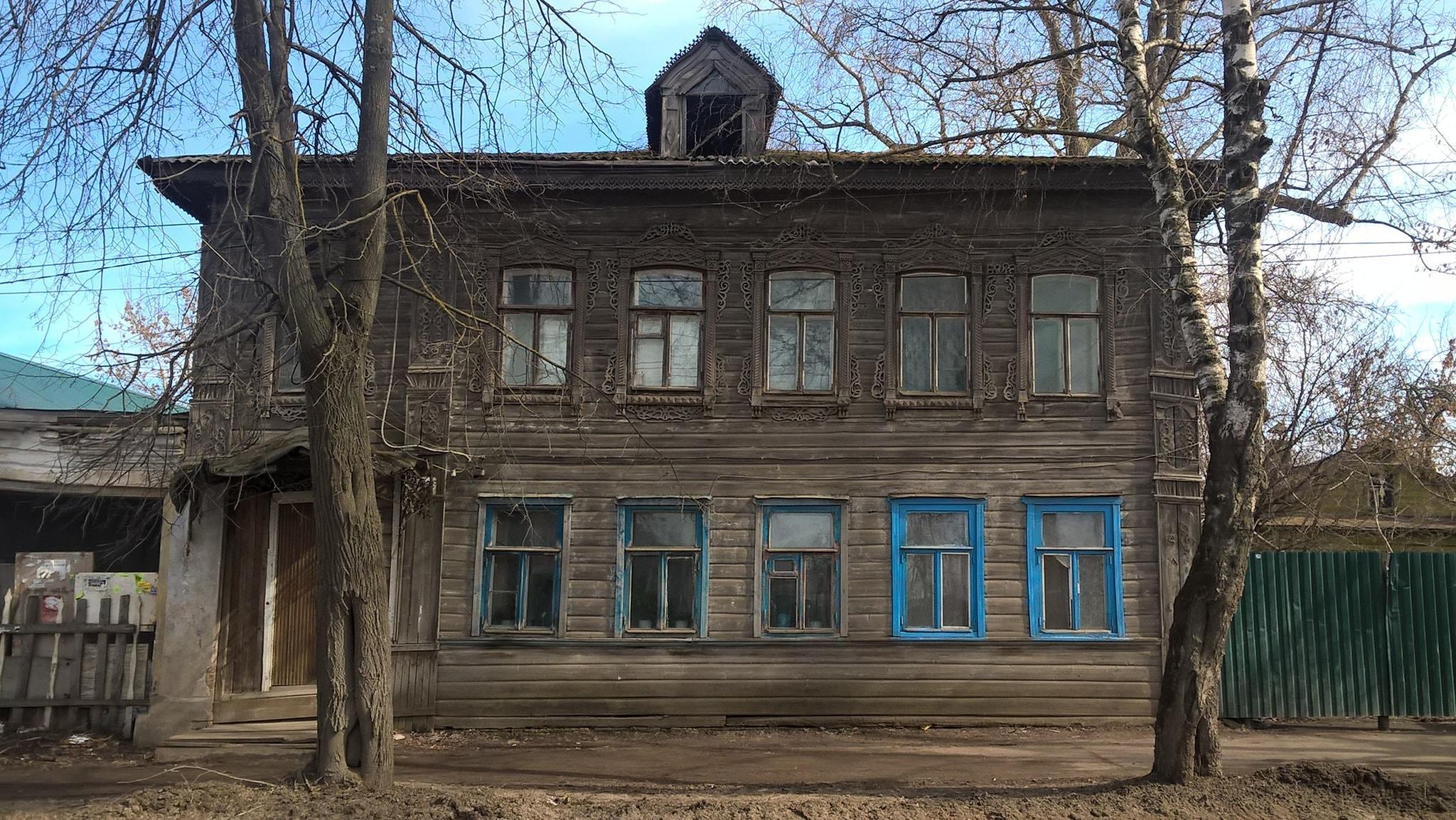К 130-летию Андрея Туполева в Кимрах намерены снести дом, в котором он когда-то жил