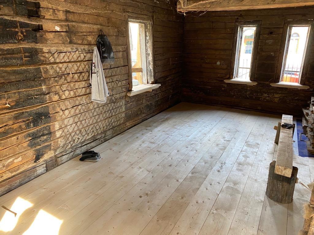 Восстановление водоразборной будки в Туле