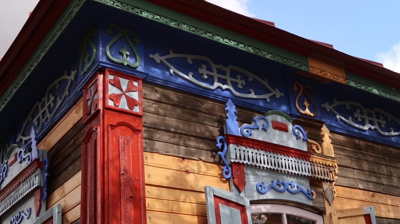 дом со львом реставрация